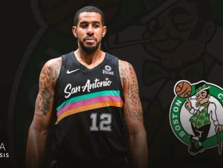 LaMarcus Aldridge, Celtics