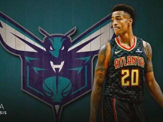 John Collins, Charlotte Hornets, NBA Trade Rumors, Atlanta Hawks