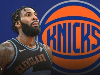 Andre Drummond, Knicks