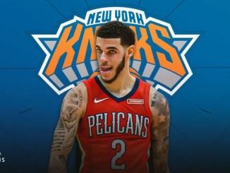 Lonzo Ball, New York Knicks, NBA Trade Rumors