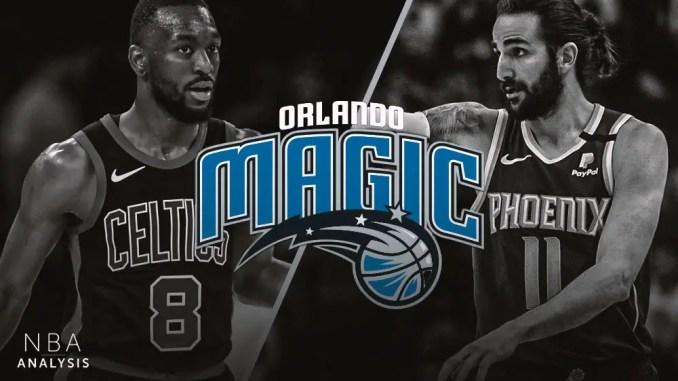 Orlando Magic, Kemba Walker, Ricky Rubio, NBA trade rumors