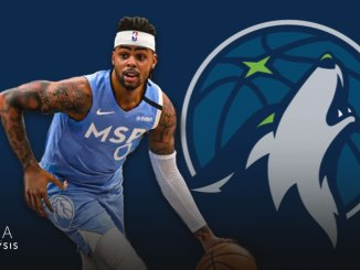 D'Angelo Russell, Timberwolves