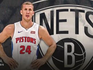 Mason Plumlee, Nets, Pistons