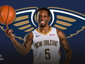 Eric Bledsoe, Pelicans