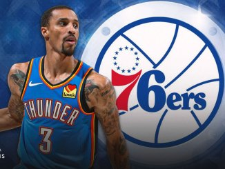 George Hill, 76ers, Thunder