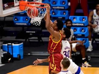 Evan Mobley, USC Trojans, NCAA March Madness, 2021 NBA Draft