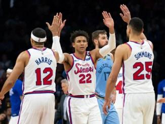 Matisse Thybulle, Philadelphia 76ers, NBA Rumors