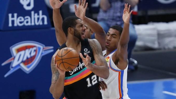 San Antonio Spurs, LaMarcus Aldirdge, NBA rumors