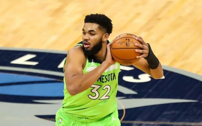 Karl Anthony Towns, Minnesota Timberwolves, NBA Trade Rumors