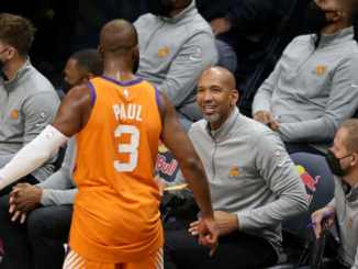 Phoenix Suns, Monty Williams