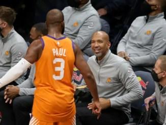 Phoenix Suns, Monty Williams