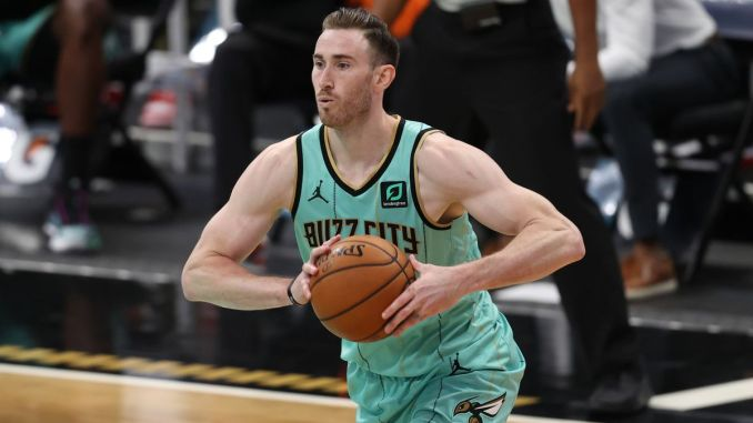 Gordon Hayward, Charlotte Hornets, NBA Trade Rumors