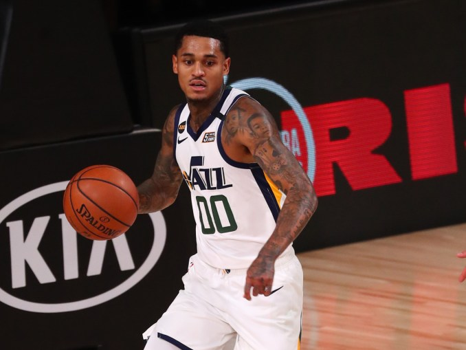 Jordan Clarkson, Utah Jazz, NBA Trade Rumors