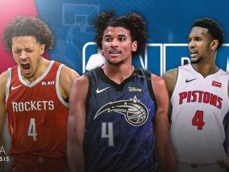NBA Draft 2021, NBA Mock Draft 2021, Cade Cunningham, Evan Mobley, Jalen Suggs