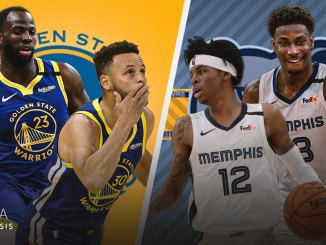 Golden State Warriors, Memphis Grizzlies, Jaren Jackson Jr., Ja Morant, Stephen Curry, Draymond Green