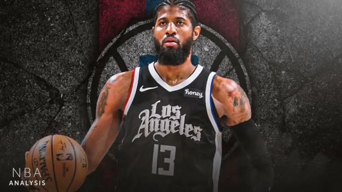 Paul George, Los Angeles Clippers, NBA Trade Rumors