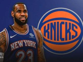 New York Knicks, LeBron James, NBA Rumors