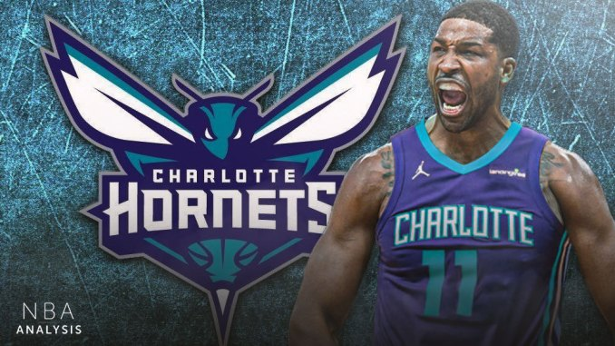 Tristan Thompson, Boston Celtics, Charlotte Hornets, NBA Trade Rumors