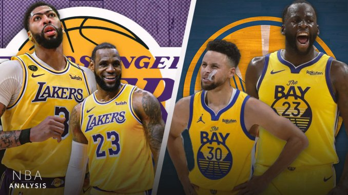 NBA Play-In Tournament, Los Angeles Lakers, Golden State Warriors, Stephen Curry, Draymond Green, LeBron James, Anthony Davis