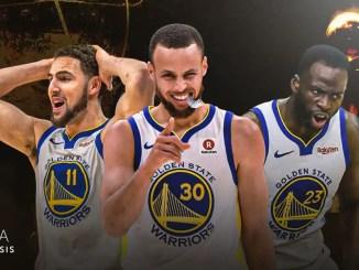 Golden State Warriors, Stephen Curry, Klay Thompson, Draymond Green, NBA Trade Rumors