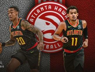 Atlanta Hawks, Trae Young, John Collins, NBA Playoffs