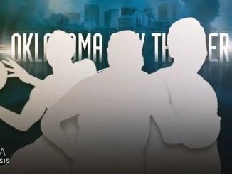 Oklahoma City Thunder, Gary Trent Jr., Kelly Oubre Jr., Lonzo Ball