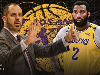 Frank Vogel, Andre Drummond, Lakers