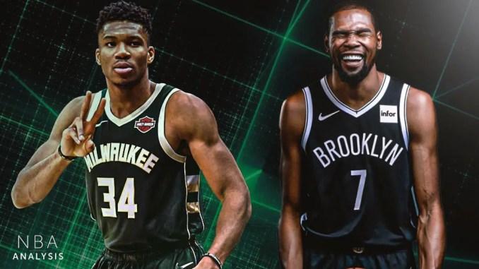 Giannis Antetokounmpo, Kevin Durant, Brooklyn Nets, Milwaukee Bucks, NBA News