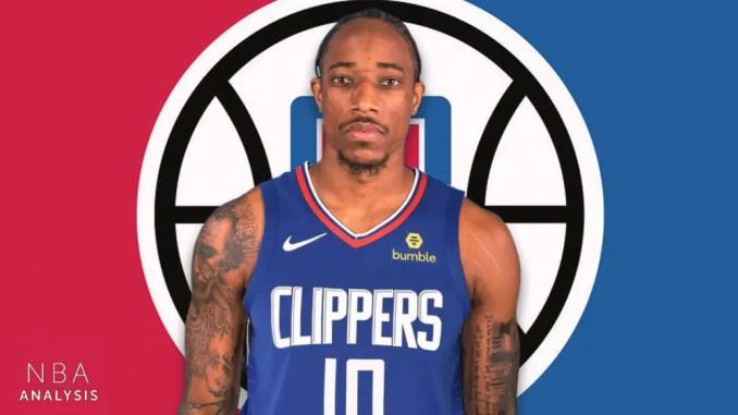 DeMar DeRozan, Clippers, Spurs