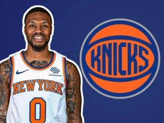 Damian Lillard, Knicks