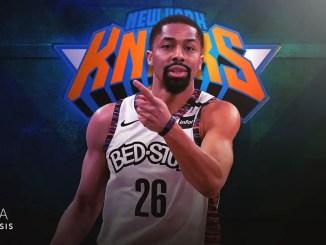 Spencer Dinwiddie, Knicks, Nets