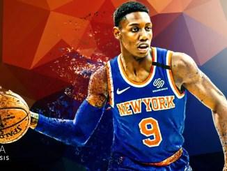 New York Knicks, RJ Barrett, NBA Trade Rumors, Damain Lillard, RJ Barrett