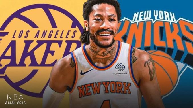 Derrick Rose, Lakers, Knicks