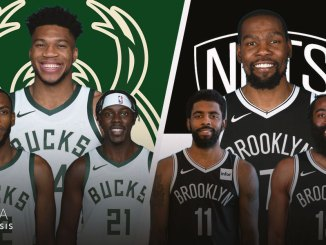 Milwaukee Bucks, Brooklyn Nets, NBA Playoffs