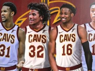Cleveland Cavaliers, 2021 NBA Draft