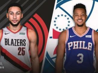 Ben Simmons, Philadelphia 76ers, Portland Trail Blazers, CJ McCollum, NBA Trade Rumors