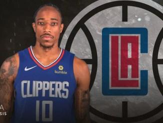 LA Clippers, DeMar DeRozan, NBA Trade Rumors