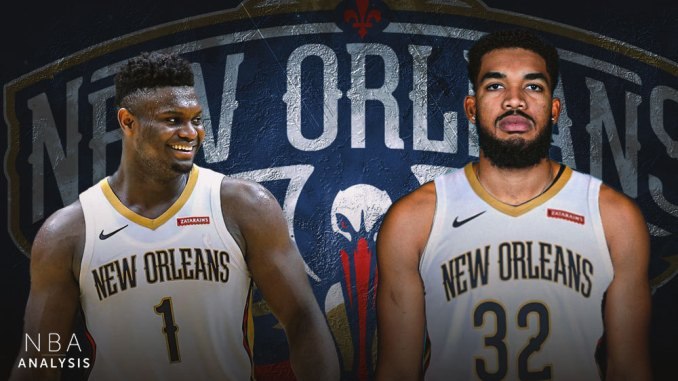 New Orleans Pelicans, Minnesota Timberwolves, Karl-Anthony Towns, Brandon Ingram, Zion Williamson, NBA
