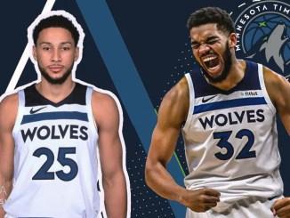 Ben Simmons, Minnesota Timberwolves, Philadelphia 76ers, NBA Trade Rumors