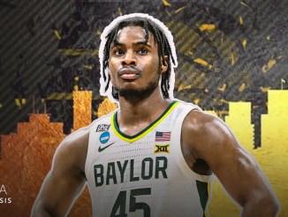 Davion Mitchell, Pacers, NBA Draft
