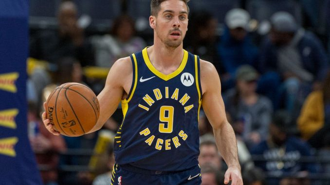 TJ McConnell, Pacers