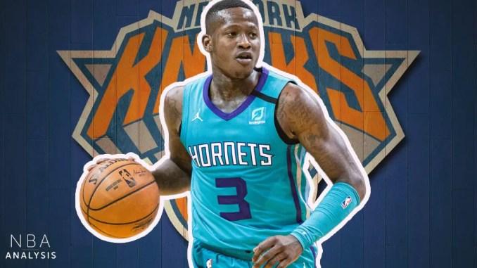 Charlotte Hornets, New York Knicks, NBA Trade Rumors, Terry Rozier
