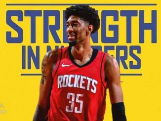 Christian Wood, Golden State Warriors, Houston Rockets, NBA Trade Rumors