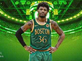 Marcus Smart, Boston Celtics, NBA Trade Rumors