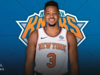 New York Knicks, CJ McCollum, Portland Trail Blazers, NBA Trade Rumors