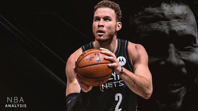 Blake Grififn, Brooklyn Nets, NBA Rumors