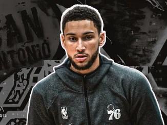 Ben Simmons, San Antonio Spurs, NBA Trade Rumors, Philadelphia 76ers