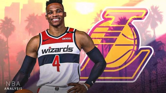 Russell Westbrook, Los Angeles Lakers, Washington Wizards, NBA Trade Rumors