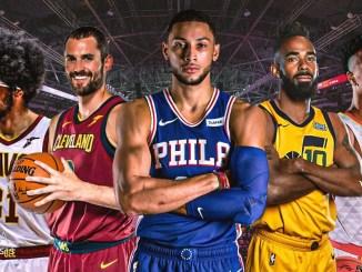 Ben Simmons, Kevin Love, Jarrett Allen, Mike Conley, John Collins, NBA Rumors