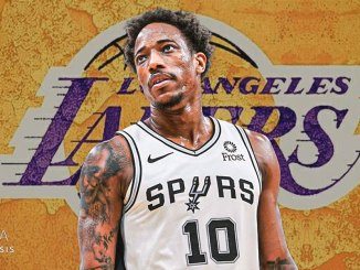 DeMar DeRozan, Los Angeles Lakers, San Antonio Spurs, NBA Trade Rumors